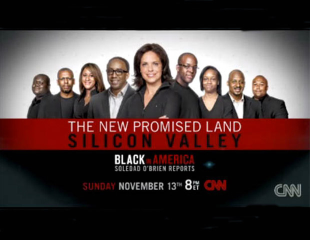 CNN's Black In America 4: The New Promised Land - Silicon Valley video on iTunes ($1.99) 