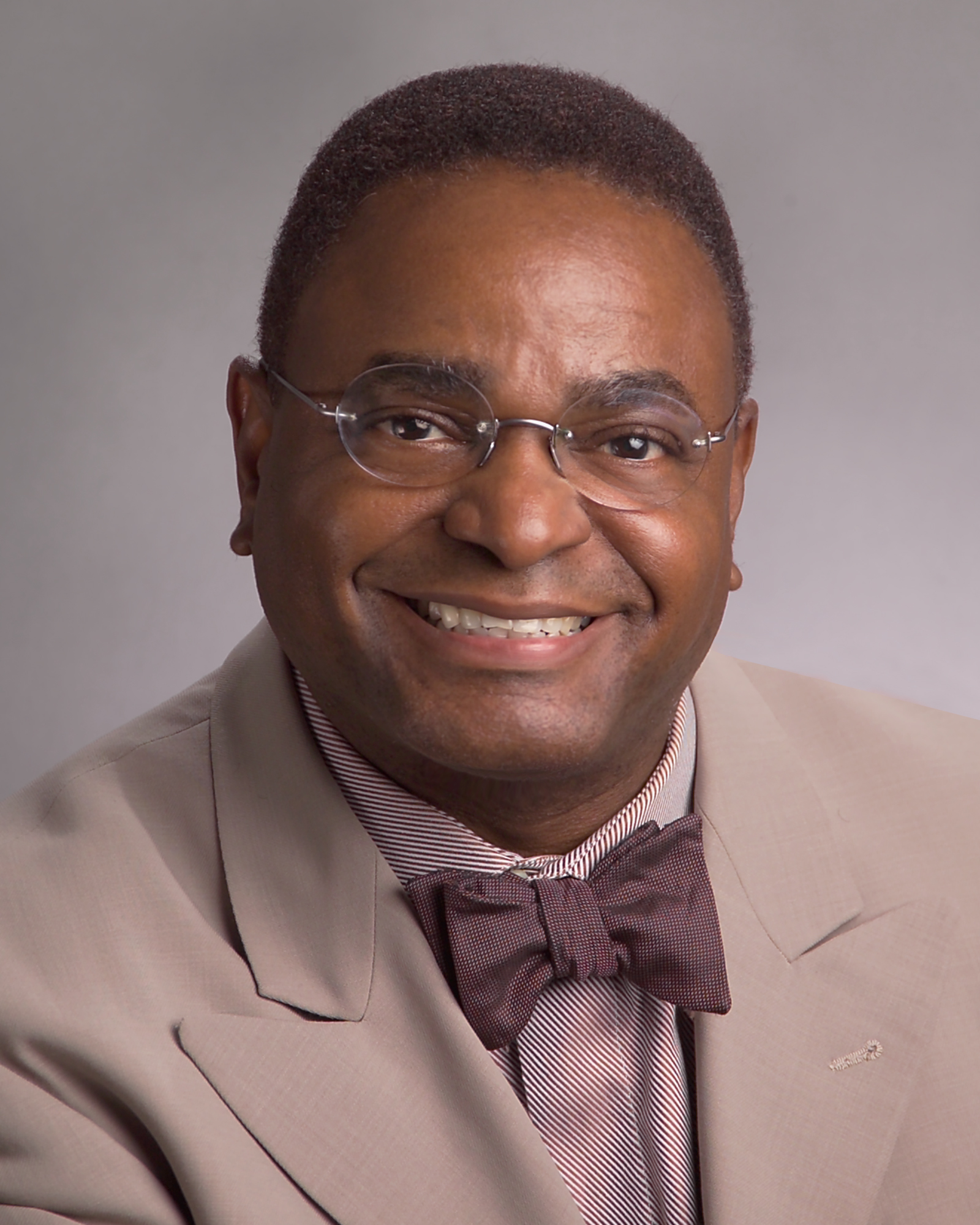 Financial journalist, author and television host Kelvin Boston (Image: Courtesy of Subject)