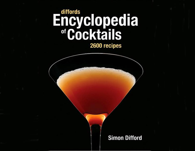 Difford's Encyclopedia of Cocktails, $30