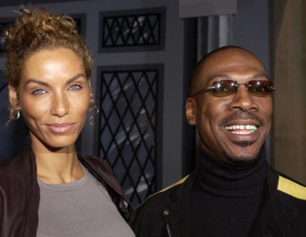 "Eddie Murphy and former wife Nicole Murphy  Eddie Murphy married former model Nicole Murphy in 1993. In May, 1997, Murphy was arrested with a transsexual prostitute who was riding in his car, authorities said. A sheriff's department spokesman said no illegal activity had occurred, but they arrested Atisone Seuli, 20, on an outstanding warrant for prostitution. Murphy's spokesman told CNN that the actor had trouble sleeping, felt restless and decided to drive to a newsstand. After leaving the newsstand, Murphy spotted someone who appeared to be ""having a problem,"" the spokesman said. The star stopped his vehicle to see if the person was all right. At that time, the individual asked Murphy for a ride, and he agreed, the spokesman said. The spokesman quoted Murphy as saying, ""I I was trying to be a good Samaritan and this is what happens."" The Murphys survived the ordeal but later divorced in 2006."