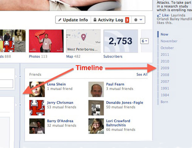How to View All Your Timeline Content