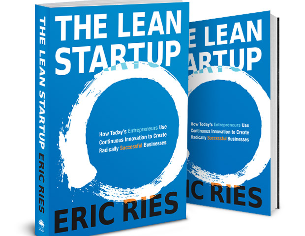 Eric Ries' The Lean Startup ($26) 