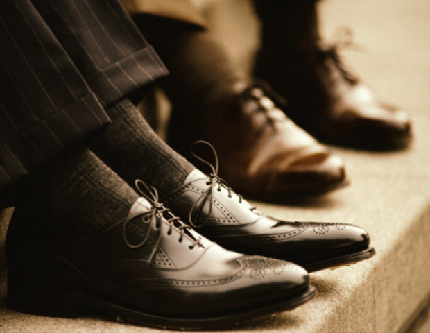 No matter how cheap or expensive the shoe, without proper care they will break down quickly, devaluing your investment. A good pair of shoes can make your outfit and day if you have to be on your feet all day, so the last thing any well-dressed man needs is to have his perfect pair get worn down before its time. In this edition of Suit Your Life, we give you five essential tips to extend the life of all your shoes. You're welcome. —Gardy V. Guerrier