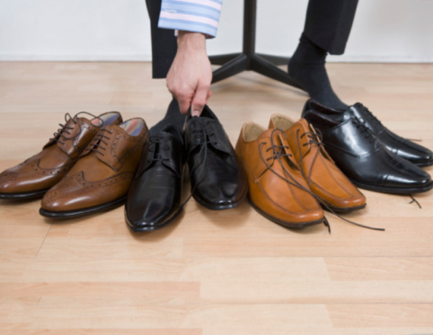Give a Shoe a Break: