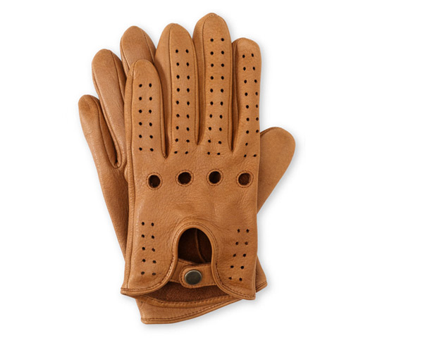 John W. Nordstrom Deerskin Driving Gloves, $60