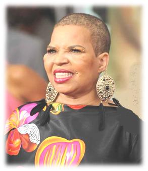 2011 Women of Power Legacy Award WinnerNtozake Shange, American Playwright & Poet