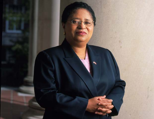 2010 Women of Power Legacy Award WinnerHon. Shirley Ann Jackson, Ph.D.,: President, Rensselaer Polytechnic Institute