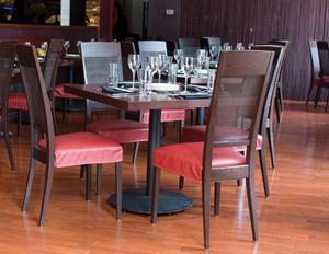 Straits Atlanta, main dining room