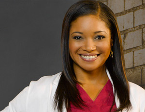 'Castle' Star Tamala Jones Launches Brain Aneurysm Survivor Model Search