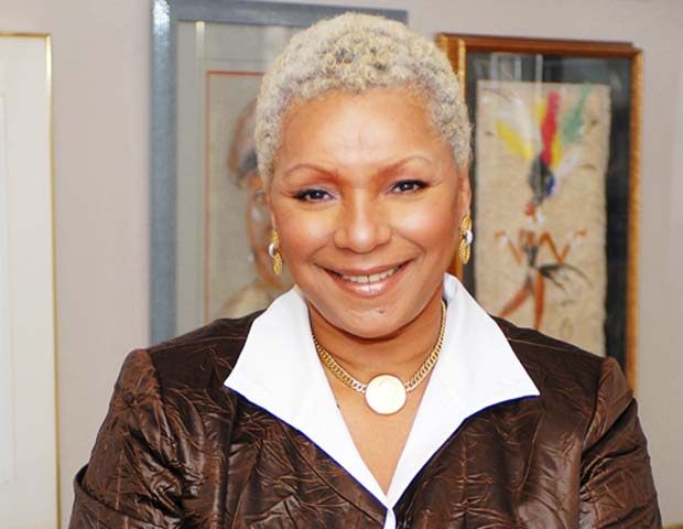 2010 Women of Power Legacy Award WinnerAudrey Smaltz: CEO & Founder, The Ground Crew Worldwide