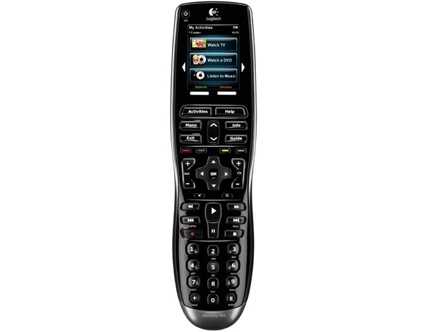 Logitech Harmony 900 Universal Remote, $250