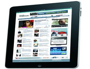 WIN!!! Apple iPad 2