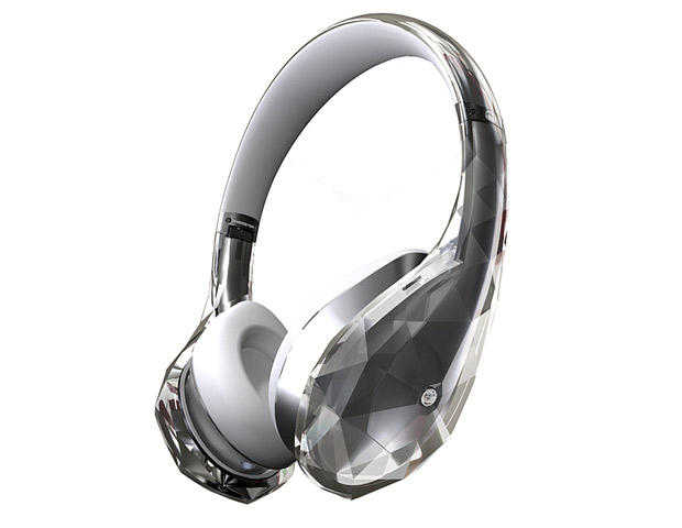 Diamond Tears-Edge High Definition Headphones ($280)  In a partnership with J.Y. Park, music producer and founder of JYP Entertainment (JYPE), Monster offers fashion forward users a sleek design paired with stellar sound.  These headphones will be available in the first quarter of 2012, while a new in-ear version is scheduled to be on sale in the latter half of the year.