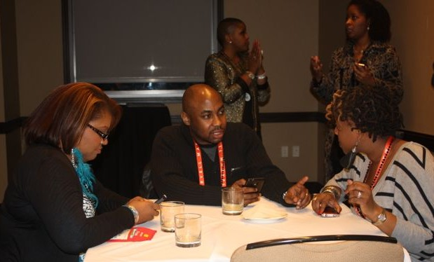 First Diversity Mixer Held at CES 2012