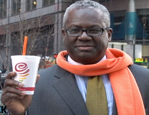 Preview B.E. Business Report: Jamba Juice CEO's Successful Business Blend