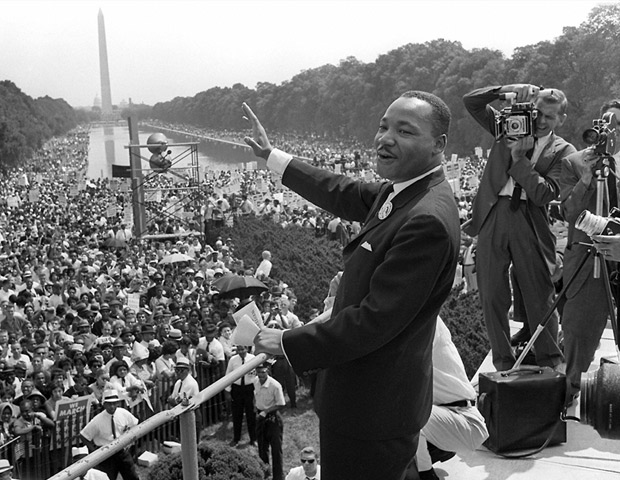 20 Things You Didn't Know About The March on Washington