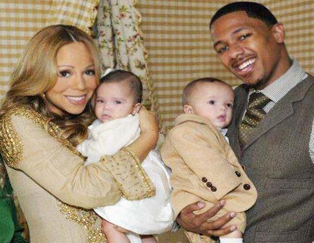 Famous Parents: Mariah Carey & Nick Cannon