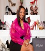 Natischa Harvey, 29, CEO and Executive Designer of FEVER,Tyrone, GA    @FeverShoes     Harvey says she stays within the box, but always colors outside  of the lines when describing her hand sketched distinctive footwear  collection. Harvey is the sole designer at FEVER and her collection is  sold and distributed throughout the U.S., U.K., Canada, Africa, and the  Caribbean. Her shoes have been worn by celebrities such as Raven Symone,  Meagan Good, LisaRaye, Wendy Raquel Robinson and Rocsi of 106 &  Park, among others. Her business is valued at $1.3 million. To read more  about Harvey, check out the January 2012 issue of Black Enterprise.