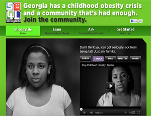 (Image: Children's Healthcare of Atlanta, Strong4Life.com)