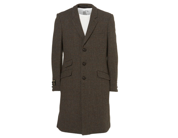 Top Man Topcoat, $400