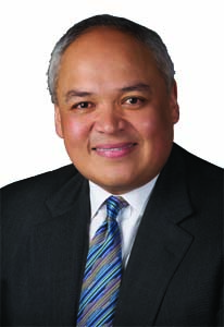 Portrait of new Board of Governors member Thurgood Marshall Jr.