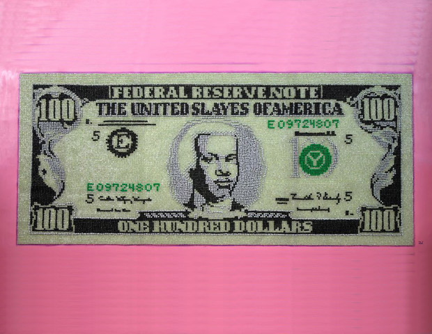 Woolery's Black $100 bill