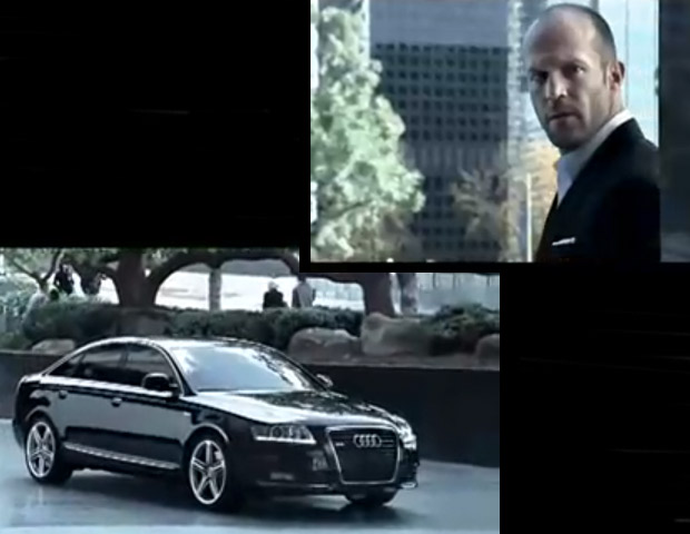 "2009: Audi's ""The Chase""