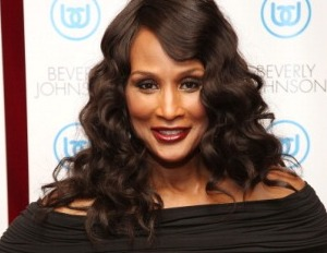beverly johnson husband