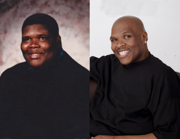 Big Boy: Before and After His Weight Loss
