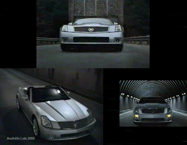 "2005: Cadillac's ""0-60 in Under 5 Seconds""