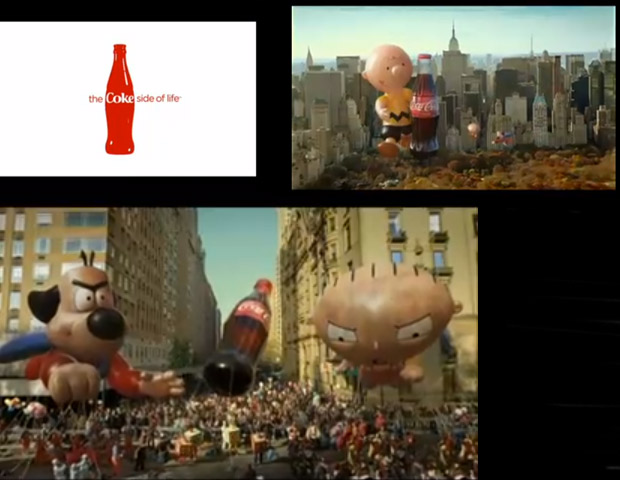 "2008: Coca-Cola's ""It's Mine"" 