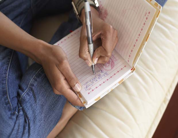 1. Write down a daily to-do list and hold yourself accountable.