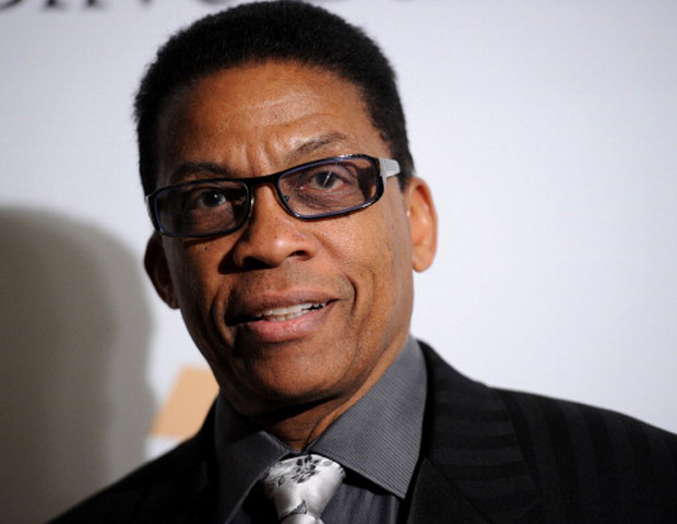 HERBIE HANCOCK  Noted jazz player Hancock won the Oscar for Best Original Score in 1986 for his work in Round Midnight, making him the first African American to win in that category.