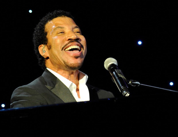 """LIONEL RICHIE  During the 1985 Academy Awards show, Richie took home an Oscar for """"Say You, Say Me"""" from the film, White Knights."""