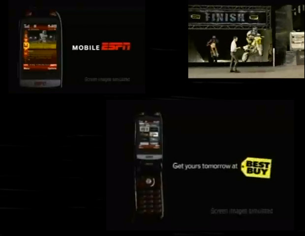 "2006: ESPN Mobile's ""Sports USA"" 