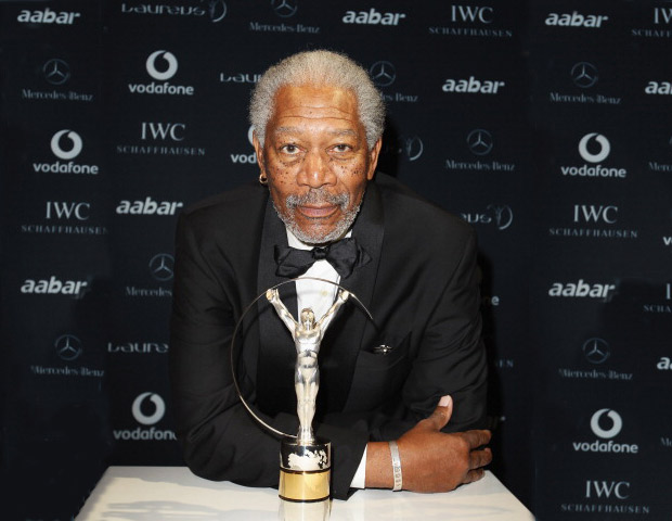 MORGAN FREEMAN  Although Freeman was nominated for the Academy Award three times prior for his work in 1987's Street Smart, 1989's Driving Miss Daisy and 1994's Shawshank Redemption, it wasn't until 2004 that he actually walked away with the gold. At age 67, Freeman became the oldest African American to win the Oscar for Best Supporting Actor for his work in Million Dollar Baby. Over the course of his near 50-year career, he's appeared in critically acclaimed films like Glory, Lean on Me and both Batman Begins and The Dark Knight, the latter of which grossed over $1 billion worldwide. Freeman has also carved out a profitable niche as a voiceover actor, lending his recognizable voice to the 2005 War of the Worlds remake, 2011's Conan the Barbarian and several documentaries.