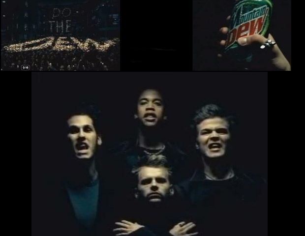 "2000: Mountain Dew's ""Bohemian Rhapsody"" 
