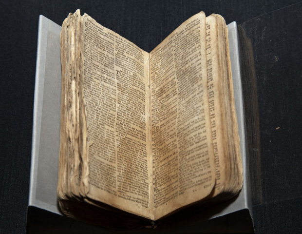 Nat Turner's Bible, 1830s