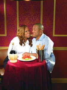 Catch Power Couple Pat and Gina Neely This Weekend on Black Enterprise Business Report