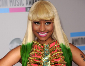 Nicki Minaj (Image: Getty)