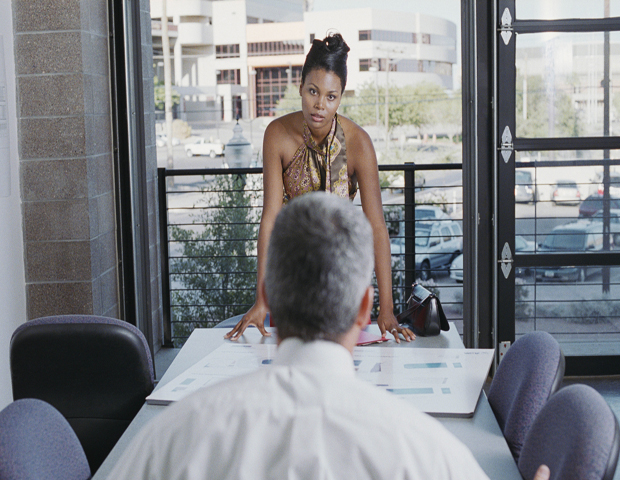 Bringing Sexy Back: How Much is Too Much in the Workplace?