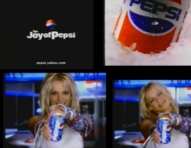 "2002: Pepsi's ""Joy of Pepsi"" 