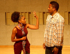 Reed makes her off-Broadway debut in Platanos & Collard Greens