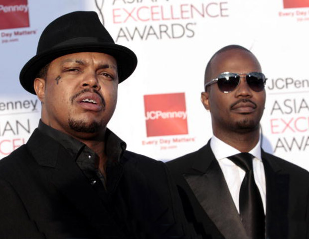 """THREE 6 MAFIA  After nearly a 19-year gap, rappers/producers Juicy J and DJ Paul of Three 6 Mafia, along with Frayser Boy, added on to the collection of African American artists to win an Oscar in the music category. Their 2005 crossover hit, """"It's Hard Out Here for a Pimp,"""" which was featured on the independent film, Hustle & Flow, gave them the distinction of being the first hip-hop artists to earn an Oscar."""