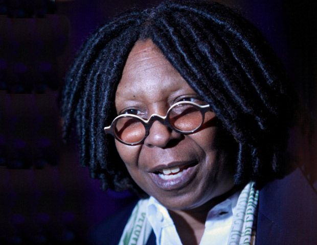WHOOPI GOLDBERG  Goldberg is the only member of this Oscar winners  list to have also won an Emmy, Grammy and Tony. She's also the first African American to have received Academy Award nominations for both Best Actress and Best Supporting Actress. In 1991, she won Best Supporting Actress for her portrayal of Oda Mae Brown in Ghost. In the 90s she was reported to be one of the highest paid actresses in Hollywood, demanding between $10 million and $12 million per film. Her filmography is as diverse as her award wins with over 100 films in her portfolio, including documentaries, voiceover animations, theater performances and most recently co-hosting The View, where she  receives a cool $2 million per year.