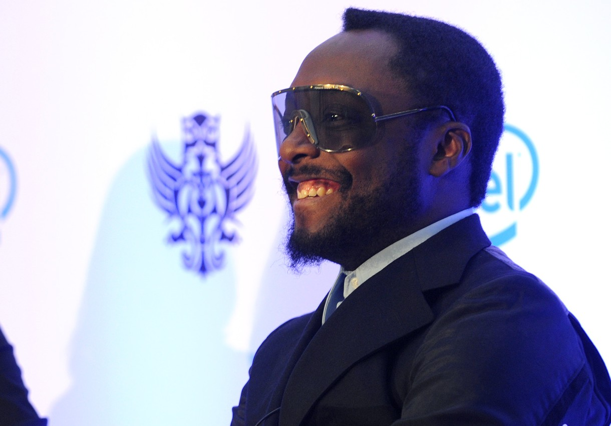 Will.i.am's New Song to Debut from Mars