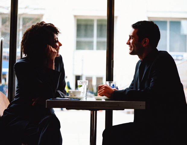 How to Prepare for a First (Business) Date