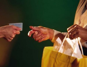 shopping creditcard