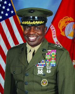 Lt. Gen. Walter E. Gaskin (Photo courtesy of Lt. Gen. Walter E. Gaskin)