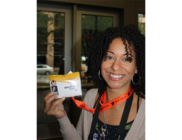 Adria Richards, Business Technology Consultant  